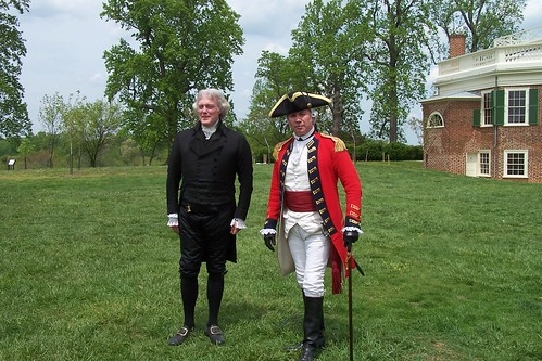Thomas Jefferson and Benedict Arnold