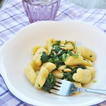 Potato Gnocchi with Chickpeas Flour