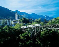 Cestování Švýcarskem– Centovalli Express/Vigezzo Vision