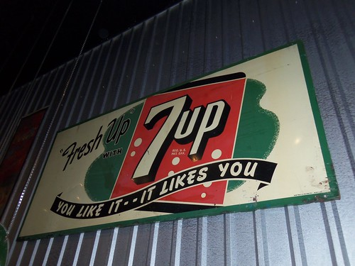 Vintage 7Up Advertisement #2