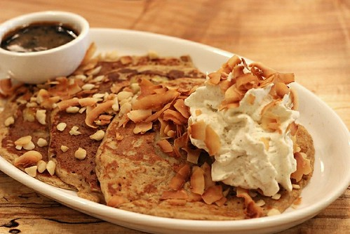 Selamat Pagi Banana Pancakes