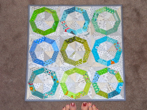 Fab Little Quilt Swap 3