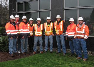 WSDOT Employees go orange