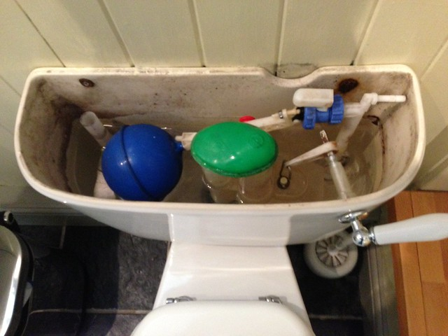 Toilet not flushing properly flickr photo sharing - Commode not flushing completely ...