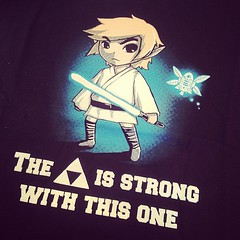 Finally! Ordered this on the 8th march! #teefury #legendofzelda