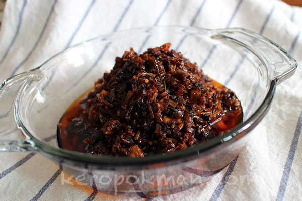 ... Food Blog: KeropokMan: Singapura Makan: Recipe: Homemade XO Sauce