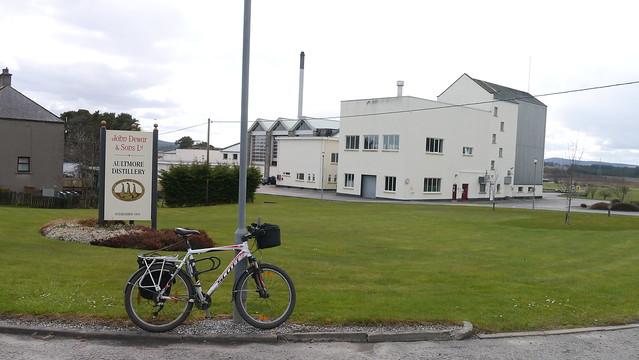 2013-04-30 393 Aultmore Distillery