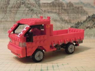 FAW CA1010 Mini Truck