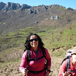 Robledo de Caldas -Caldas de Lunas (opcional Pico Cirbanal) (20-04-2013)
