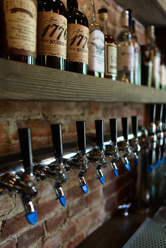 Black Whiskey 14th St Opening DC May 03
