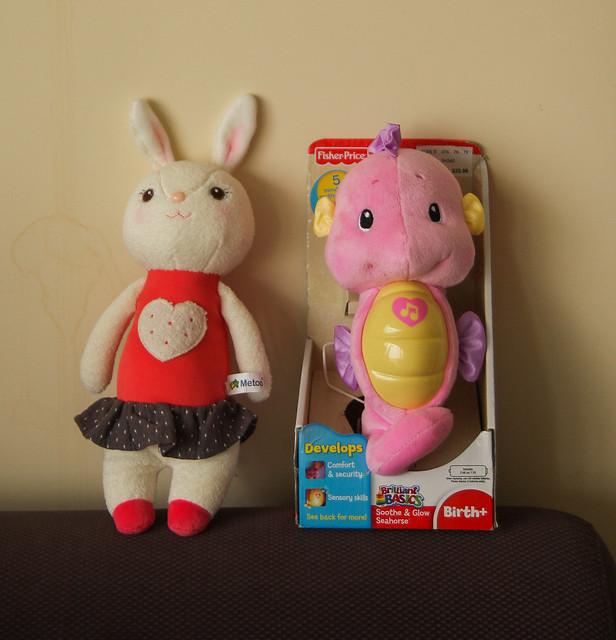 宝宝的小玩具 - mgu - 多则惑 少则明