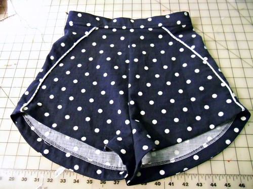 Rite of Spring Shorts