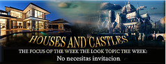 week game casas, castillos, mansiones