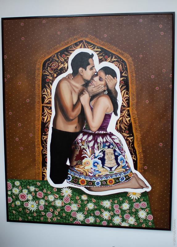 Mario Mogrovejo - Galeria Delbarrio - ART Lima