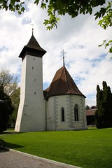 Scherzlingen Church