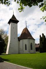 Scherzlingen Church
