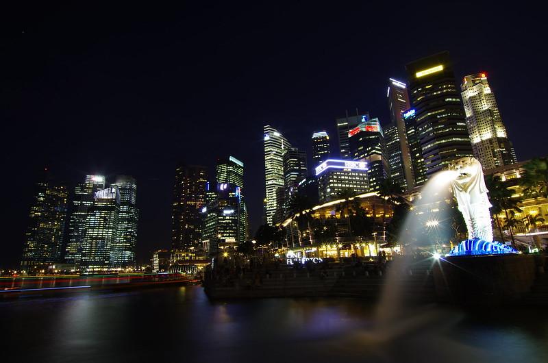 2013-新加坡夜景