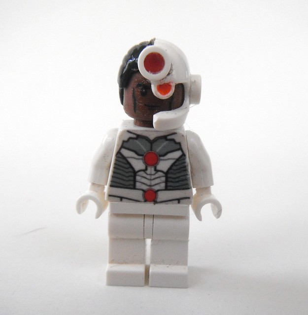 Lego Cyborg minifigure! | SELLING ON EBAY! (May 25)going ...