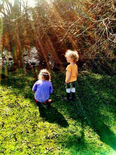 Smalls in Sunbeams