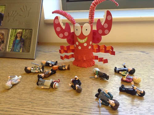 Doctor lobster massacre