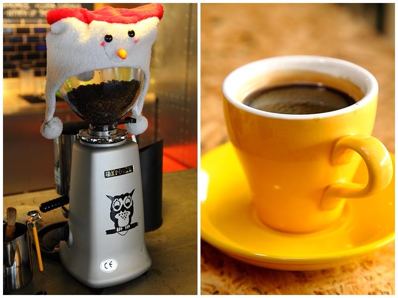 OWL Espresso Coffee