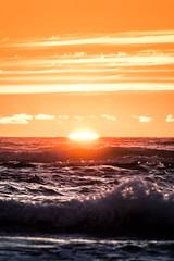Yachats (Oregon coast) Sunset