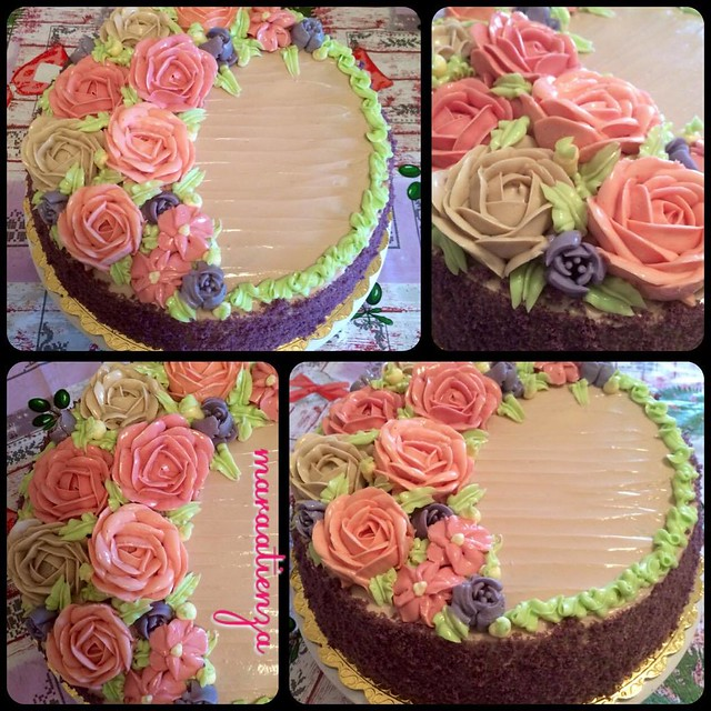 Cake by Mara Atienza