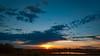 Prairie Pothole Sunset