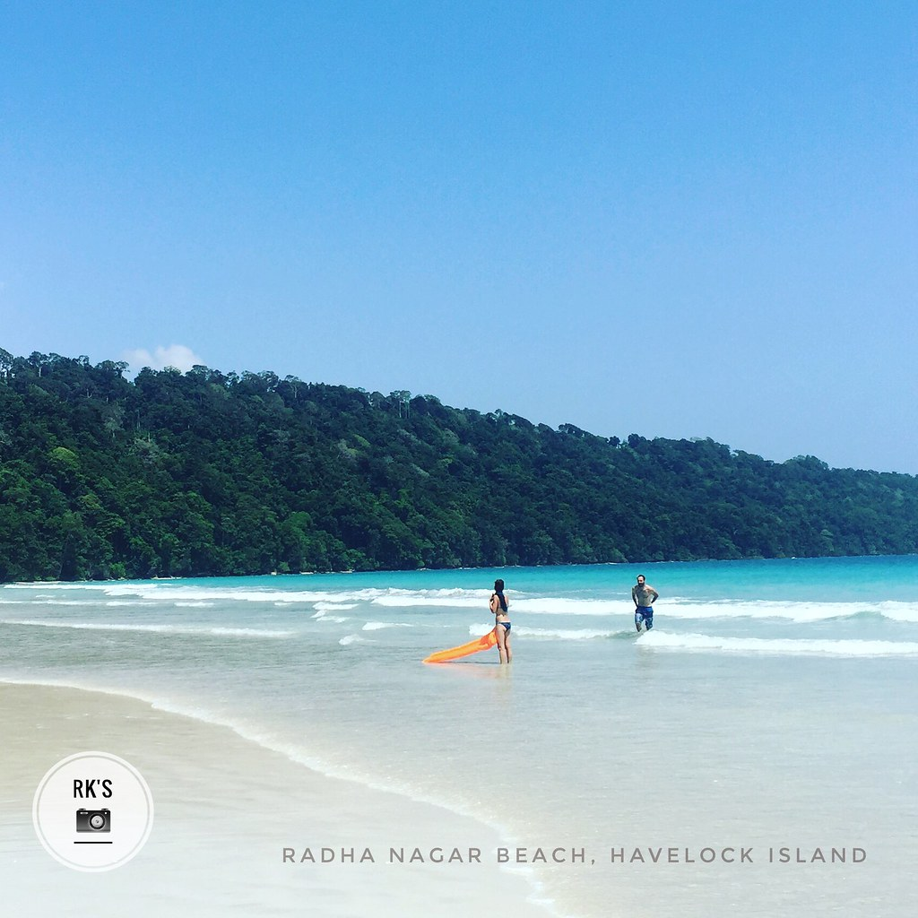 Havelock Island: Andaman And Nicobar Islands