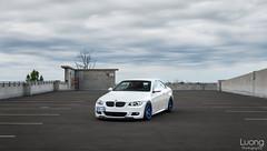 Parking garage shot