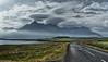 Berufjörður bay