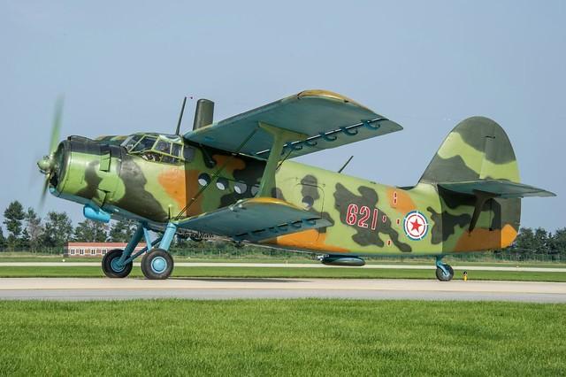 """Κινέζικο Y5 (An-2 """"Colt"""")."""