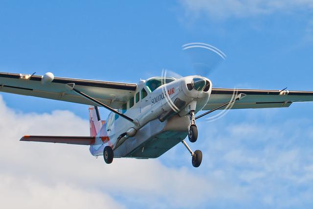 Cessna Caravan C208, ZK-SAA