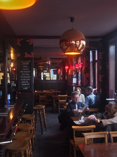 Europe 2013: London, England   The Camel Pub, Bethnal Green