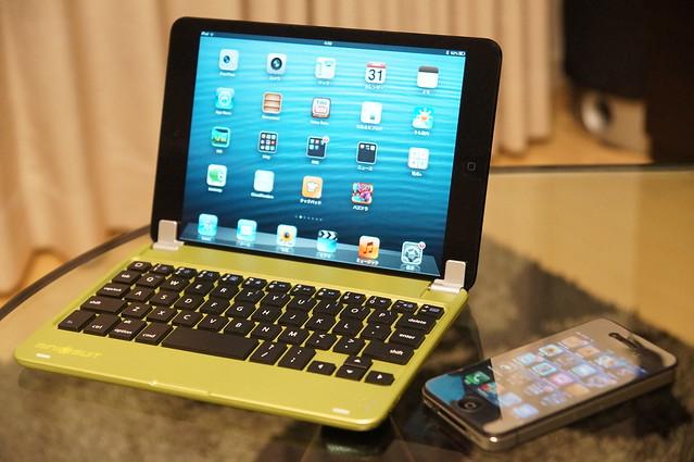 MiniSuit NewYork Bluetoothキーボード