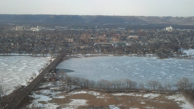 Early spring Winona from above (#4)