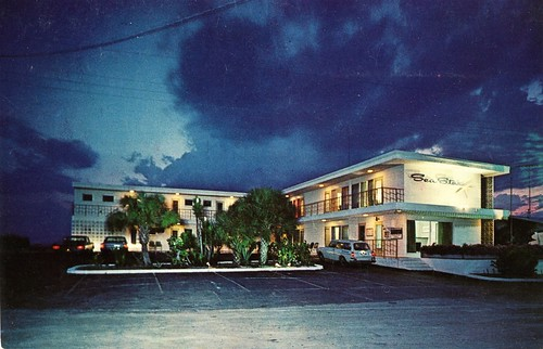 Sea Star Motel, Englewood Beach, Florida