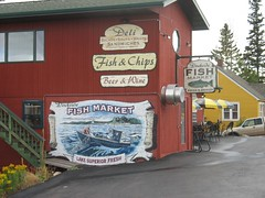 Dockside Fish Market - Grand Marais, MN