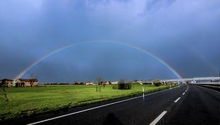 Arcobaleno - Full & Double Rainbow!