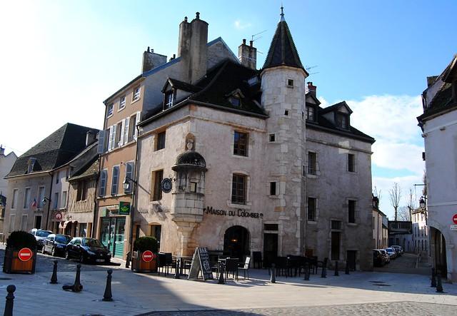 Roteiro de Carro pela França - Rota dos Vinhos