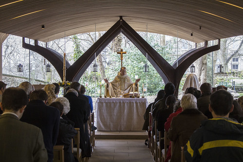 Easter Sunday Mass by Lawrence OP