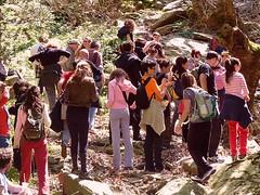 Karavostamo - Arethousa. 3rd part of the hike (3)