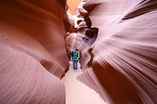 Lower Antelope Canyon, AZ 羚羊谷