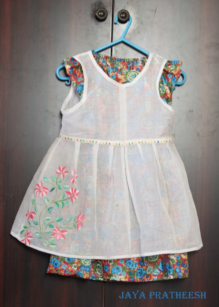 Jayas Place Free Japanese Sewing Pattern Apron Dress From Nani