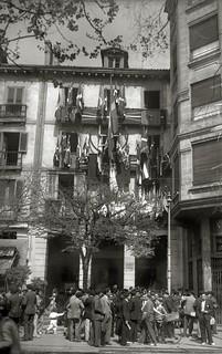 1904ko apirila Gipuzkoako lehenengo egoitza abertzalea zabaldu zen Donostiako Bulebarrean