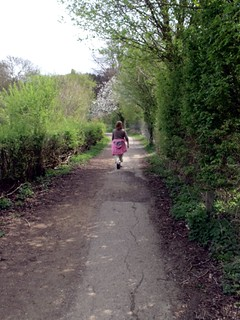Walking Nean Valley