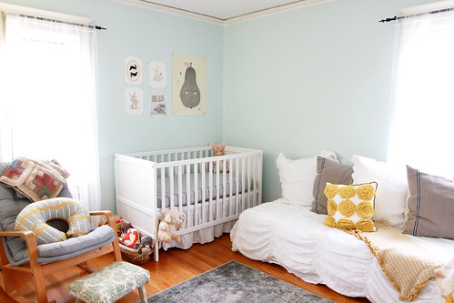 nursery by elletrain