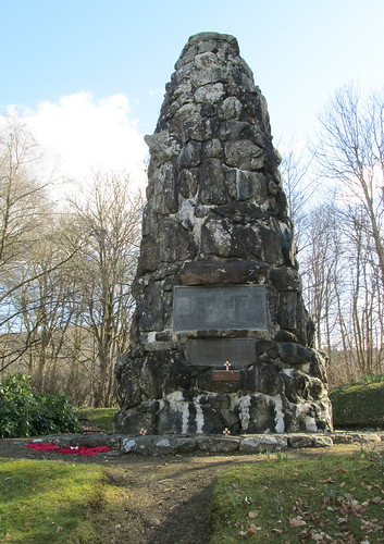 Dunkeld War Memorial