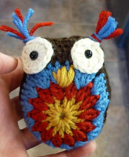 Thomas' Owl