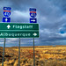 Interstate 40 entrance in Eastern Arizona by ap0013